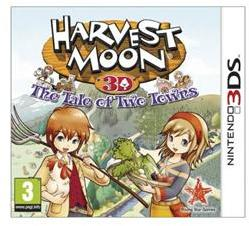 Rising Star Games Harvest Moon A Tale of Two Towns (3DS)