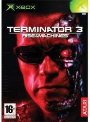 Atari Terminator 3 Rise Of The Machines (Xbox)