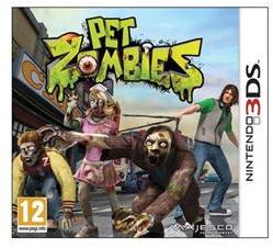 505 Games Pet Zombies (3DS)