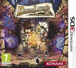 Konami Doctor Lautrec and the Forgotten Knights (3DS)