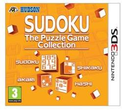 Konami Sudoku The Puzzle Game Collection (3DS)