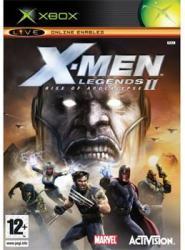 Activision X-Men Legends 2 Rise of Apocalypse (Xbox)