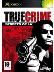 Activision True Crime Streets of L.A. (Xbox)