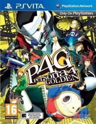 Atlus P4G Persona 4 Golden (PS Vita)