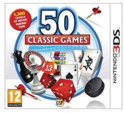 Avanquest Software 50 Classic Games (3DS)