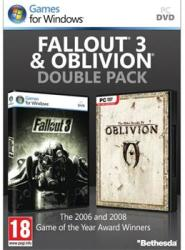 Bethesda Double Pack: Fallout 3 + The Elder Scrolls IV Oblivion (PC)