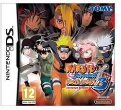 Tomy Corporation Naruto Shippuden Ninja Council 3 (Nintendo DS)
