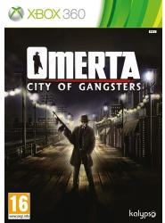 Kalypso Omerta City of Gangsters (Xbox 360)