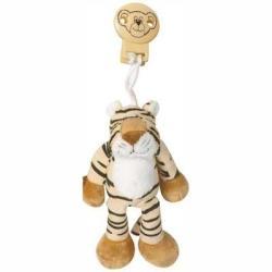 Teddykompaniet Diinglisar Tappancsos Baby on Board - Tigris