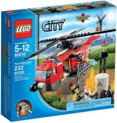 LEGO City - Tűzoltó helikopter (60010)