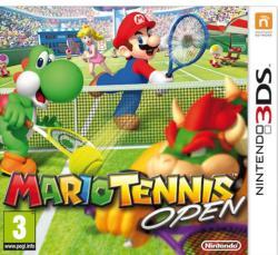 Nintendo Mario Tennis Open (3DS)