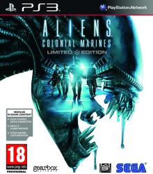 SEGA Aliens Colonial Marines [Limited Edition] (PS3)