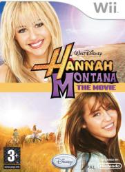 Disney Hannah Montana The Movie (Wii)