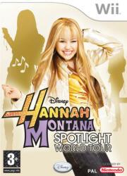 Disney Hannah Montana Spotlight World Tour (Wii)