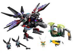 LEGO Chima - Razar Chi elfogója (70012)
