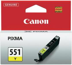 Canon CLI-551Y Yellow 6511B001