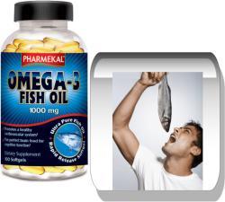 Pharmekal Omega 3 Fish Oil 1000mg 100db