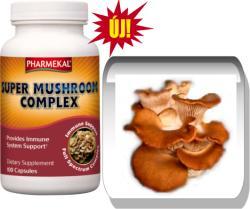 Pharmekal Super Mushroom Complex 100db