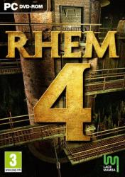 Lace Mamba Rhem 4 The Golden Fragments (PC)