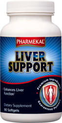Pharmekal Liver Support 1000mg 90db