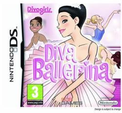 505 Games Diva Girls Diva Ballerina (Nintendo DS)