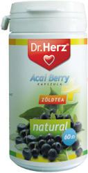 Dr. Herz Acai Berry és Zöldtea kapszula 60 db