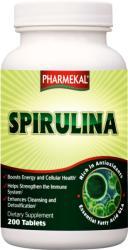 Pharmekal Spirulina Alga 200db