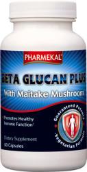 Pharmekal Beta Glucan Plus (Béta-glükán és bokrosgomba) kapszula 60db