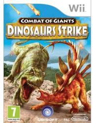 Ubisoft Combat of Giants Dinosaurs Strike (Nintendo Wii)