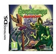Majesco Goosebumps Horrorland (Nintendo DS)