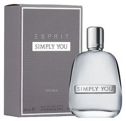 Esprit Simply You for Men EDT 50ml