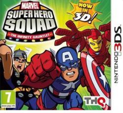 THQ Marvel Super Hero Squad The Infinity Gauntlet 2 (Nintendo 3DS)