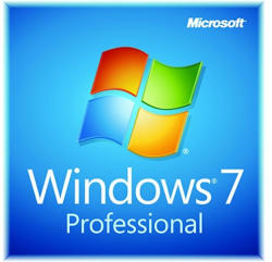 Microsoft Windows 7 Professional SP1 32bit HUN FQC-04624