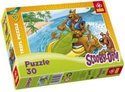 Trefl Scooby-Doo: Jet-ski 30 db-os (18146)