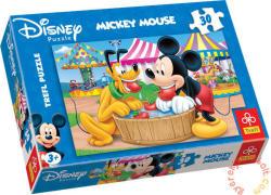 Trefl Mickey egér: vidámpark 30 db-os (18125)