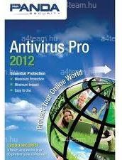 Panda Antivirus Pro 2012 HUN (3 PC) W12AP12