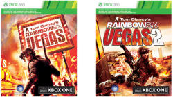 Ubisoft Tom Clancy's Rainbow Six Vegas 1 + Rainbow Six Vegas 2 (Xbox 360)