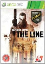 2K Games Spec Ops The Line [Fubar Edition] (Xbox 360)
