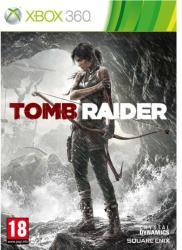 Square Enix Tomb Raider (2013) [Survival Edition] (Xbox 360)