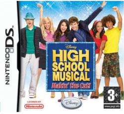 Disney High School Musical Makin' the Cut (Nintendo DS)