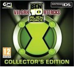 D3 Publisher Ben 10 Alien Force Vilgax Attacks [Collector's Edition] (Nintendo DS)