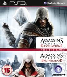 Ubisoft Assassin's Creed Brotherhood + Revelations (PS3)