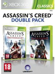 Ubisoft Double Pack: Assassin's Creed Brotherhood + Assassin's Creed Revelations [Classics] (Xbox 360)