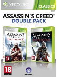 Ubisoft Double Pack: Assassin's Creed Brotherhood + Revelations [Classics] (Xbox 360)