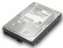 Toshiba 3TB 64MB 7200rpm SATA3 DT01ACA300
