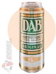 DAB Dobozos sör 0,5l 5%