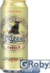 Kozel Dobozos sör 0,5l 4%