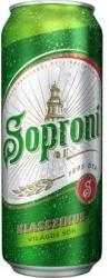 Soproni Dobozos sör 0,5l 4,5%