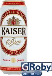 Kaiser Dobozos sör 4,2% 0,5l