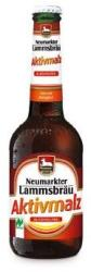Neumarkter Lammsbräu Aktivmalz - Bio alkoholmentes üveges maláta ital (Aktiv malátasör, nektársör) 0,33l